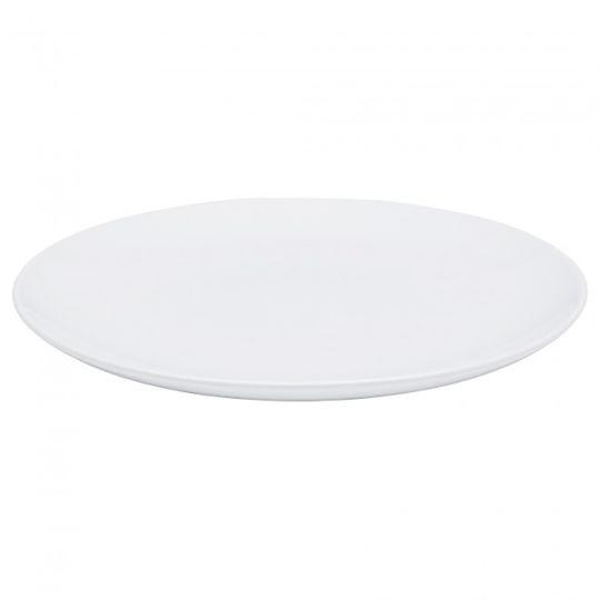 OVAL WHITE PORCELAIN PLATTER