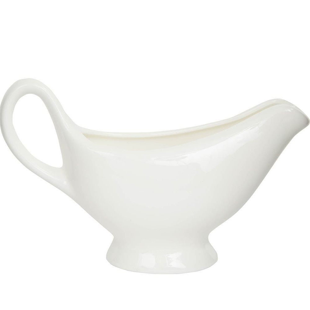 Porcelain Sauce Boat