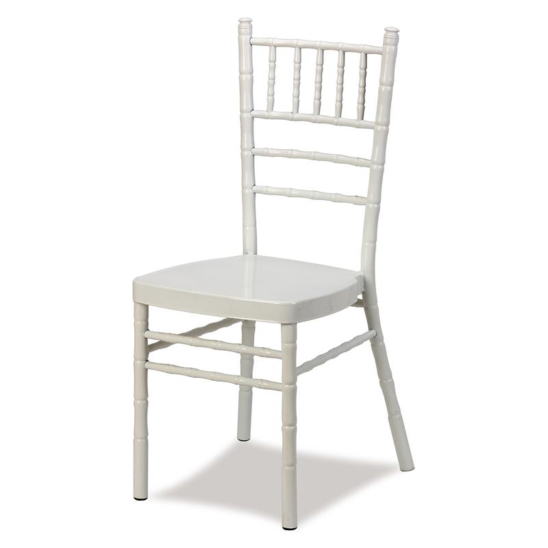 თეთრი სკამი ტიფანი
