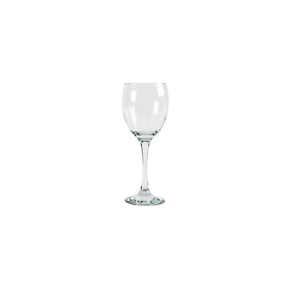GLASS WINE RED