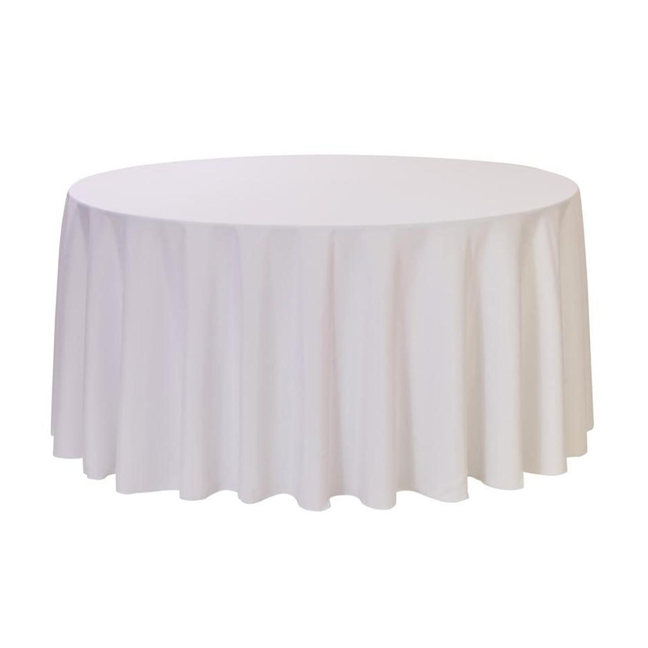 მრგვალი დასაკეცი მაგიდა