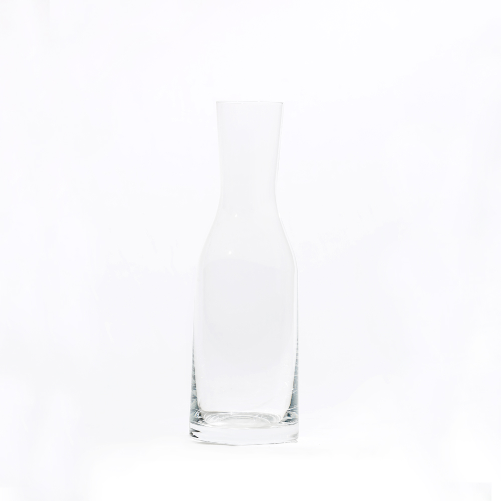 GLASS DECANTER 1 LITER