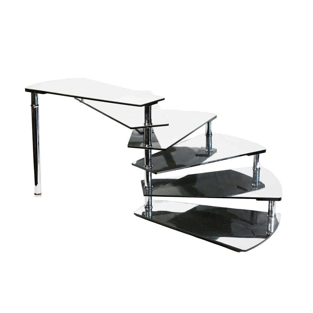 Buffet Chrome Stand