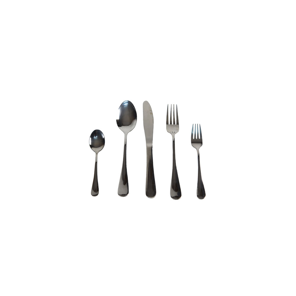 CUTLERY SILVER STAINLESS STEEL