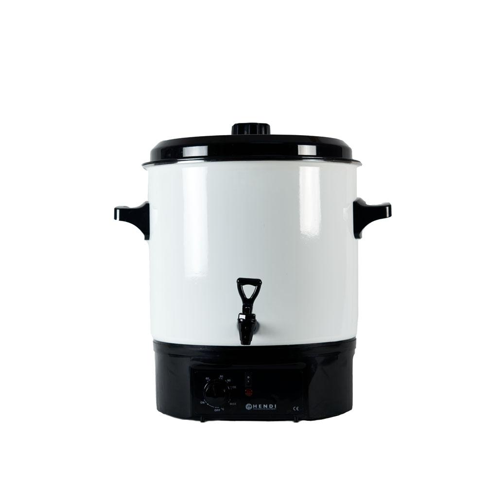 Mulled wine boiler