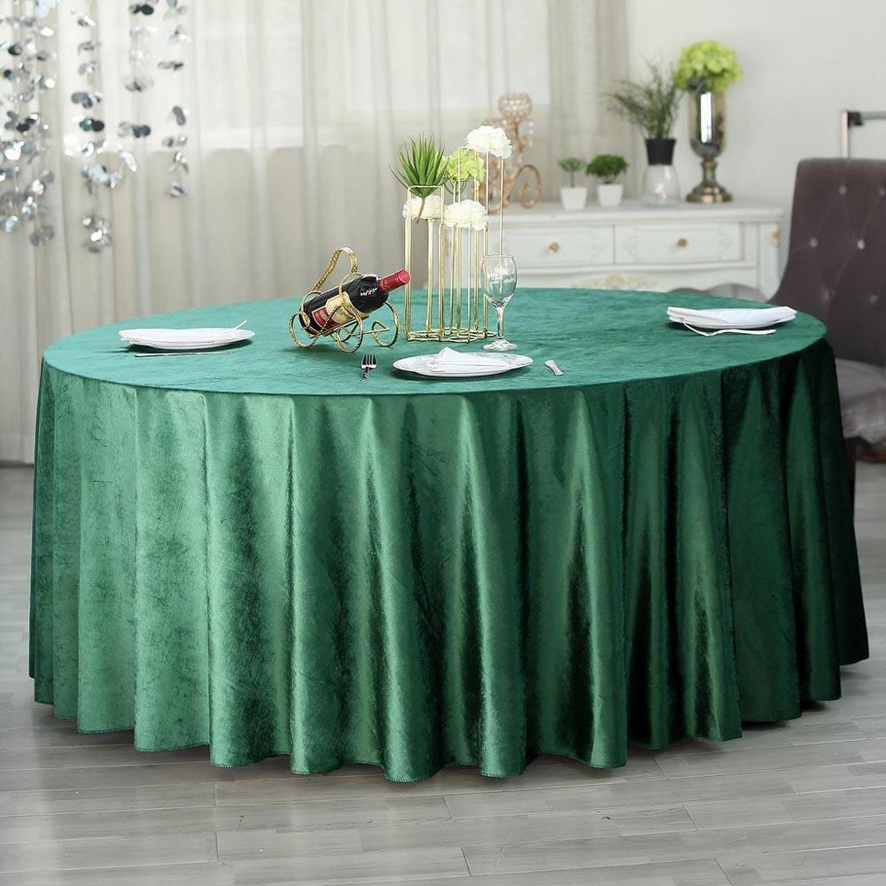 Бархатно-зеленый